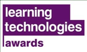 Learning Tech Awards logo